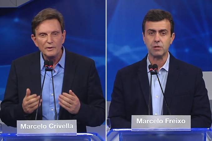 A corvardia de Crivella e as reflexões de um debate cabe18b9680e9