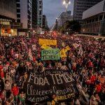 O 8 de março é negro em Salvador