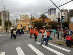 Além do MST, petroleiros se juntarão a protesto