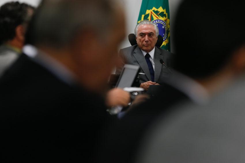 12/06/2017- Brasília - DF, Brasil- Foto: Beto Barata/PR