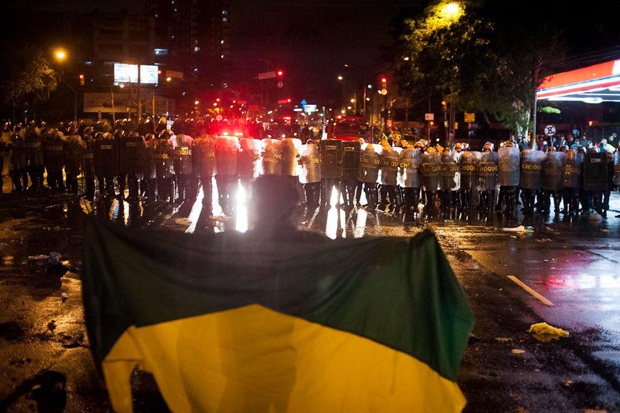 Repressão na Ipiranga