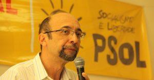 Luiz Araujo, presidente nacional do PSOL