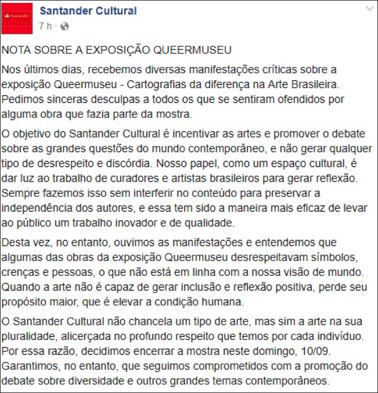 satander cultural