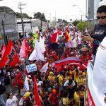 VÍDEO | Servidores da Saúde e docentes a UERN estão em greve, no Rio Grande do Norte