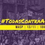 Dia 10 de novembro em São Paulo: um dia de lutas e resistência