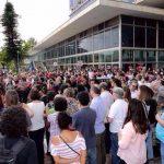Mar de gente: MTST ocupa Secretaria Estadual de Habitação de São Paulo