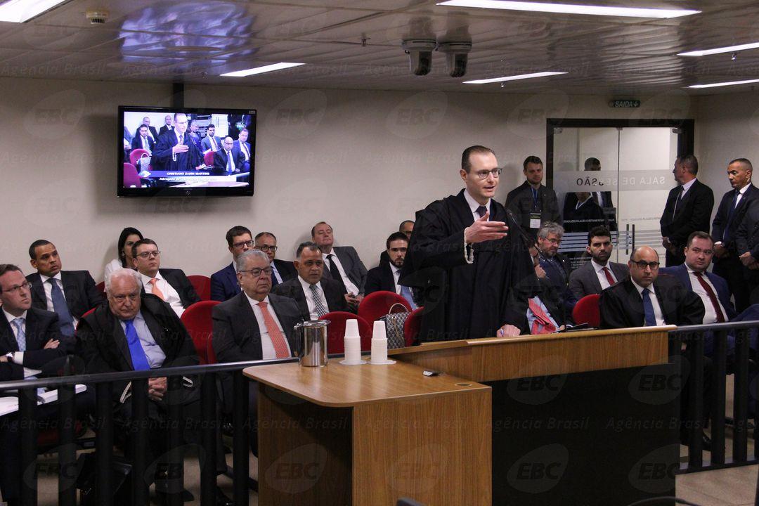 Julgamento de Lula. Foto EBC