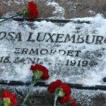 Leon Trotski: Tirem as mãos de Rosa Luxemburgo!