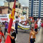 Metalúrgicos paulistas cruzaram os braços contra a reforma
