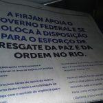 O que explica a intervenção federal no Rio de Janeiro?