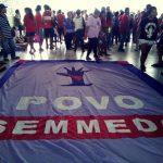 8M: Ato em Belém denuncia tragédia ambiental e feminicídio