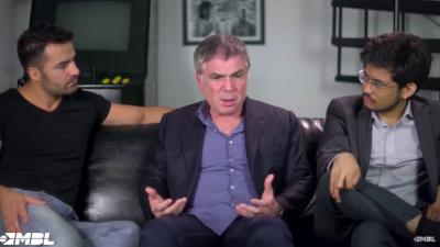Reprodução. Vídeo de entrevista do MBL com Flavio Rocha