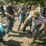 Torcidas organizadas de Fortaleza fazem ato conjunto contra criminalização