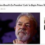 Os sentidos de uma prisão:  Lula, democracia e as pessoas na sala de jantar