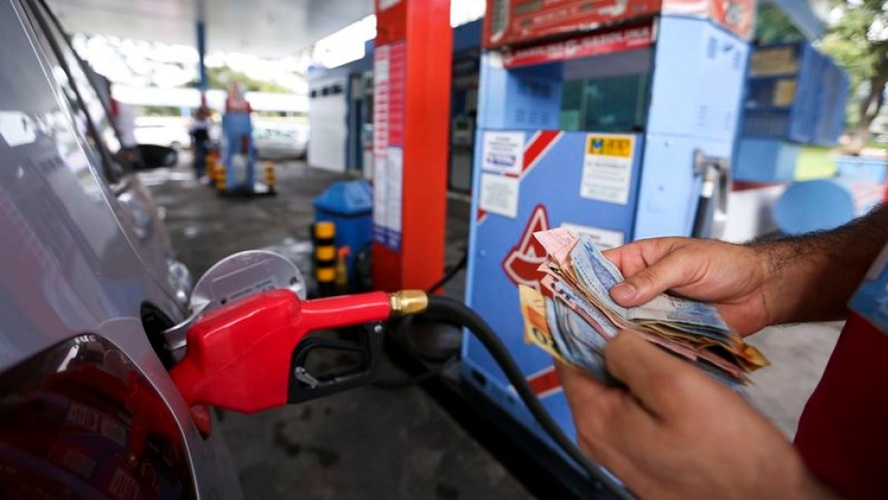 Posto de gasolina em Belém (PA). Foto arquivo Marcelo Camargo/Agência Brasil