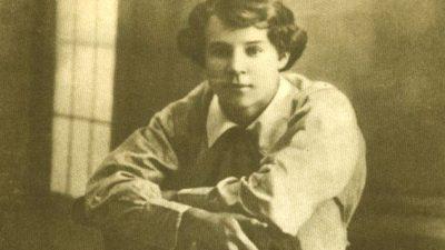 Sierguéi Iessiênin, em fotografia de 1914-1915