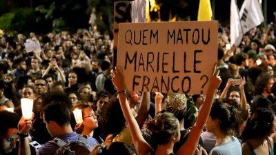 Protesto no Rio de Janeiro. Foto Mídia Ninja