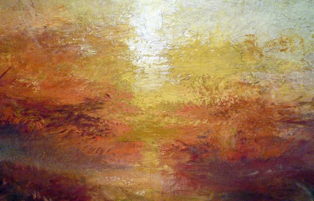 Pintura de William Turner, de 1840