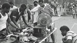 Arquivo. Pickup do DJ Kool Herc