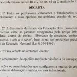 Sindicalista é executado no interior da Bahia