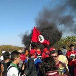 CHILE: La huelga de portuarios eventuales en Valparaiso y su radicalizacion