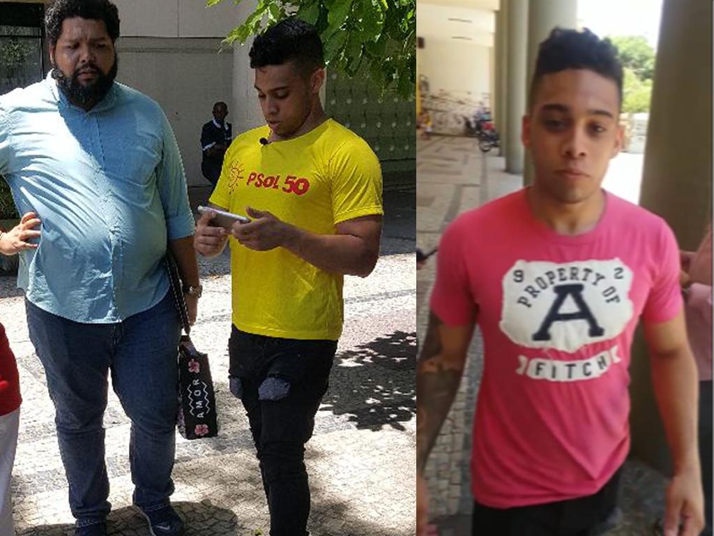 1db5618dd1 Militante do MBL usou camisa do PSOL em ato contra a reforma da Previdência