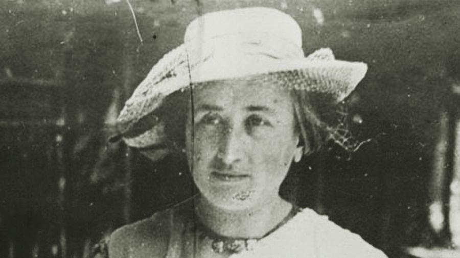 Um Marxismo Esquecido Rosa Luxemburgo Cem Anos Depois Por Que Devemos Voltar Ao Seu Pensamento Esquerda Online