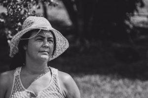 Isamara, agricultora de Brumadinho