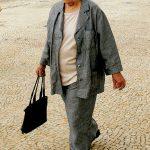 Maria de Campos Baptista, aos 87 anos