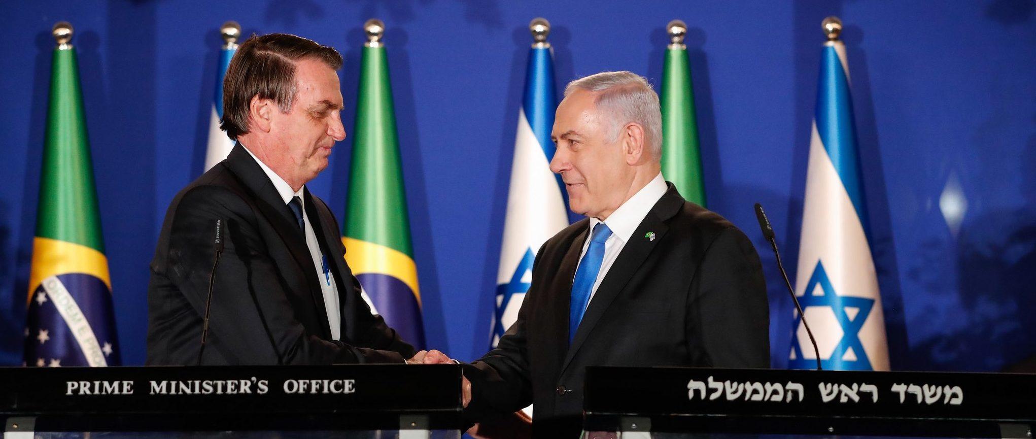 A visita de Bolsonaro a Israel: entre o fundamentalismo religioso e o alinhamento reacionário