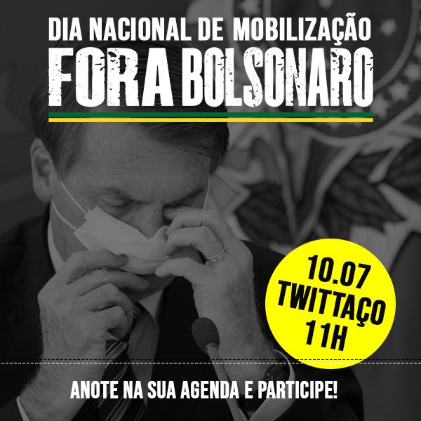 Mais do que nunca: para salvar vidas, Fora Bolsonaro! - Esquerda Online