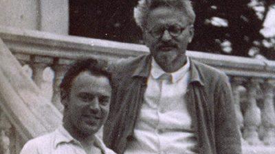 Sedov e Trotsky